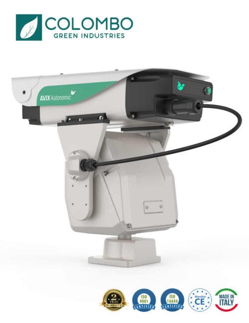 Allontanamento Volatili Dissuasore Laser Automatizzato