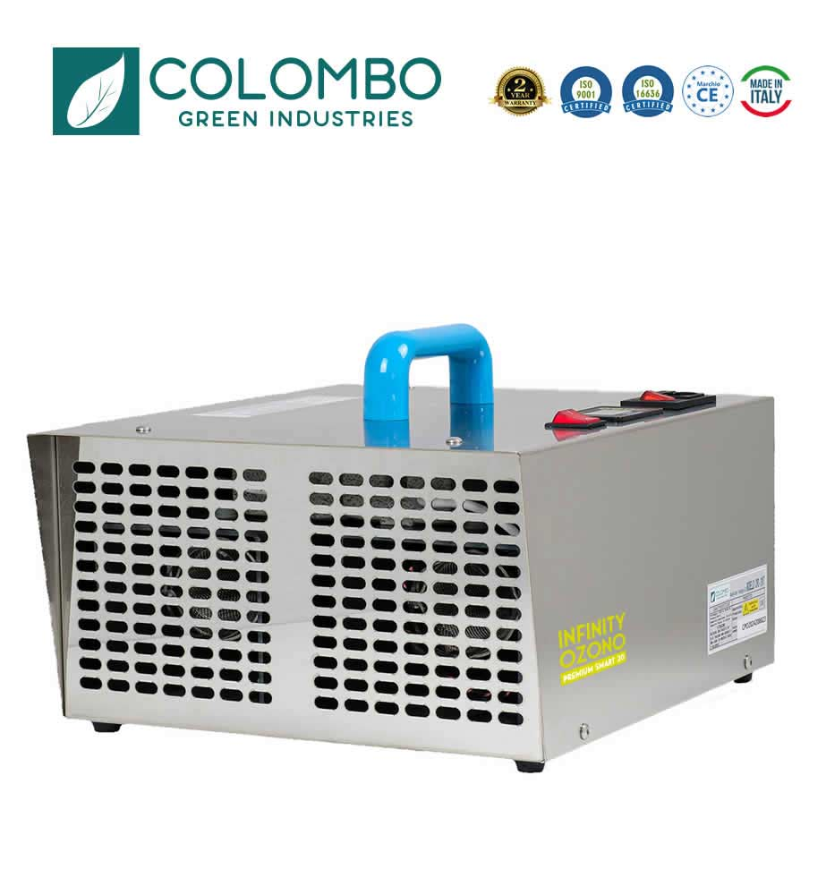 Generatore Ozono Professionale 40g