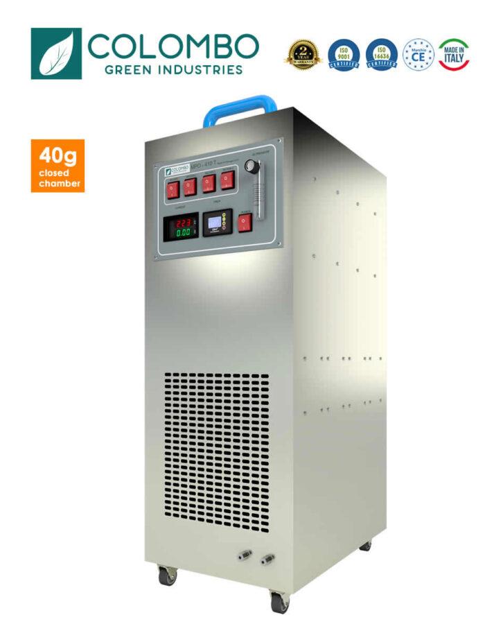 Generatore Ozono 40G Camera Chiusa Professionale