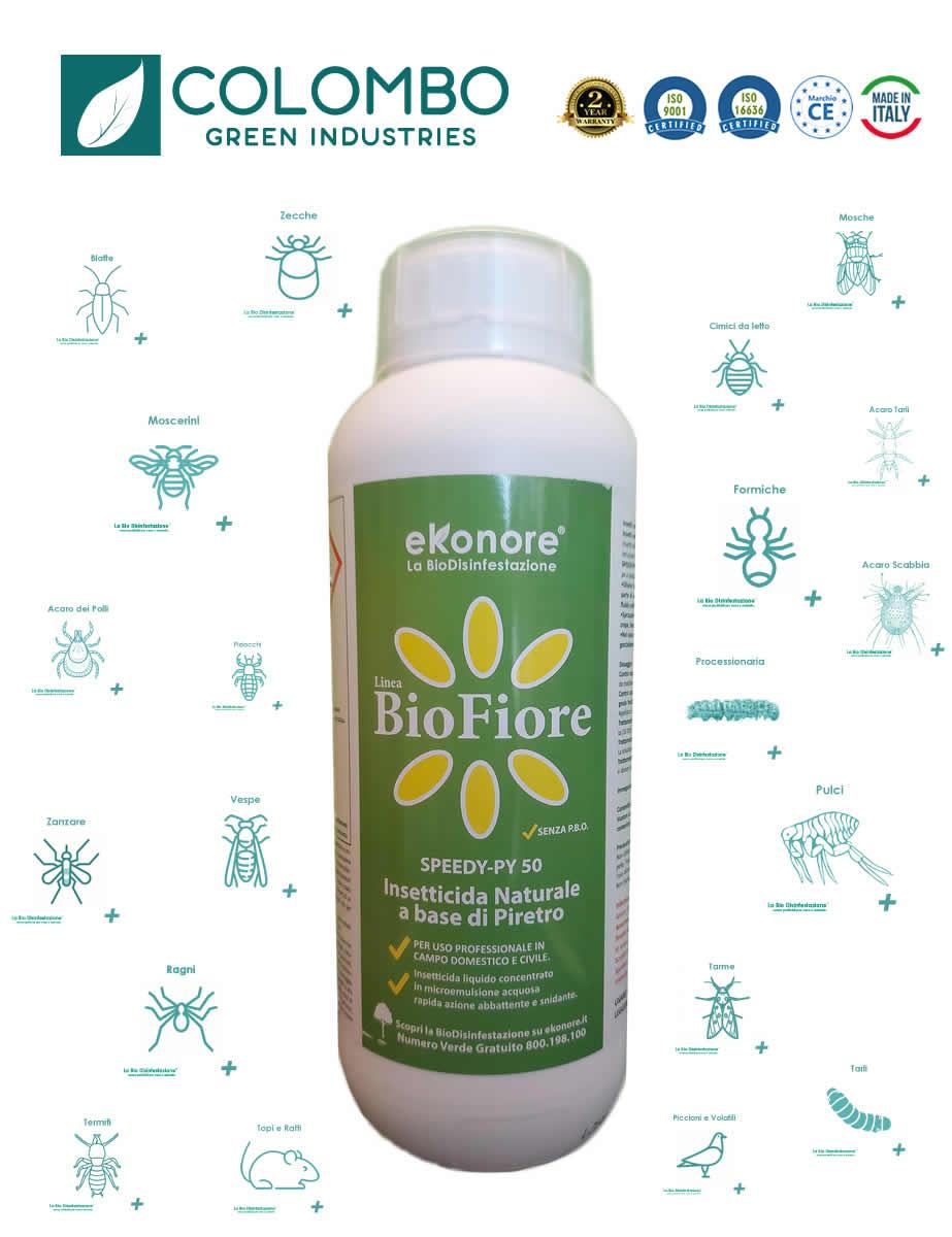 Bio Fiore, insetticida naturale