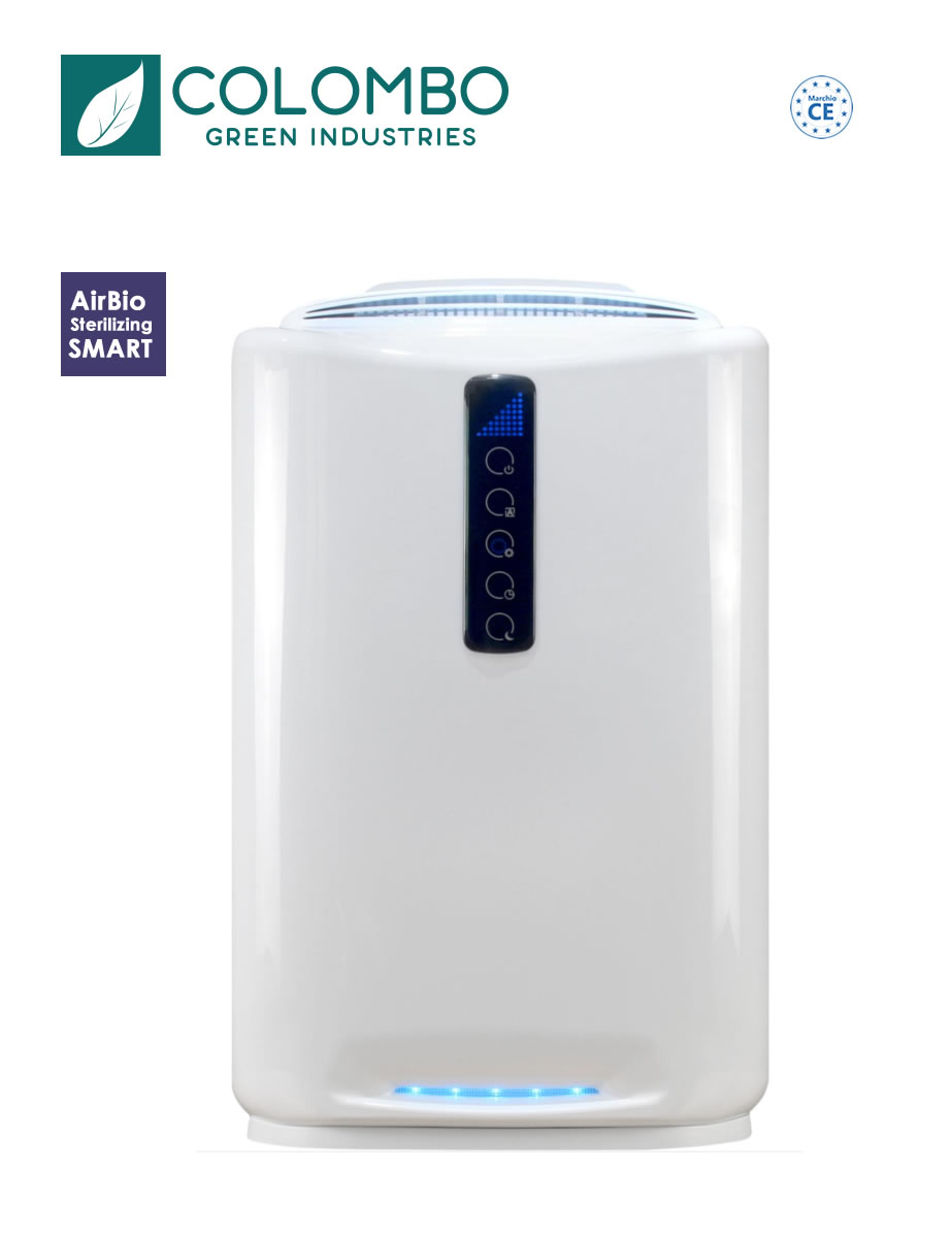 Domestic air purifier for home and business