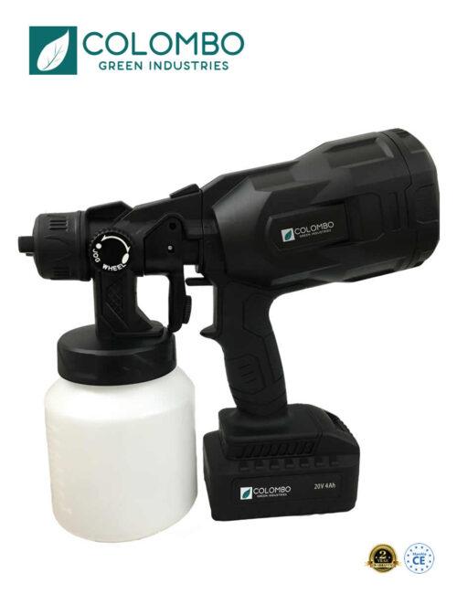 nebulizzatore Spray ULV Premium a batteria