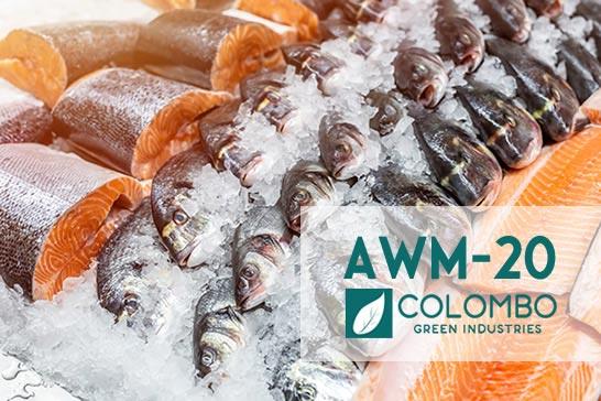 Macchina Sanificazione Industria del Pesce