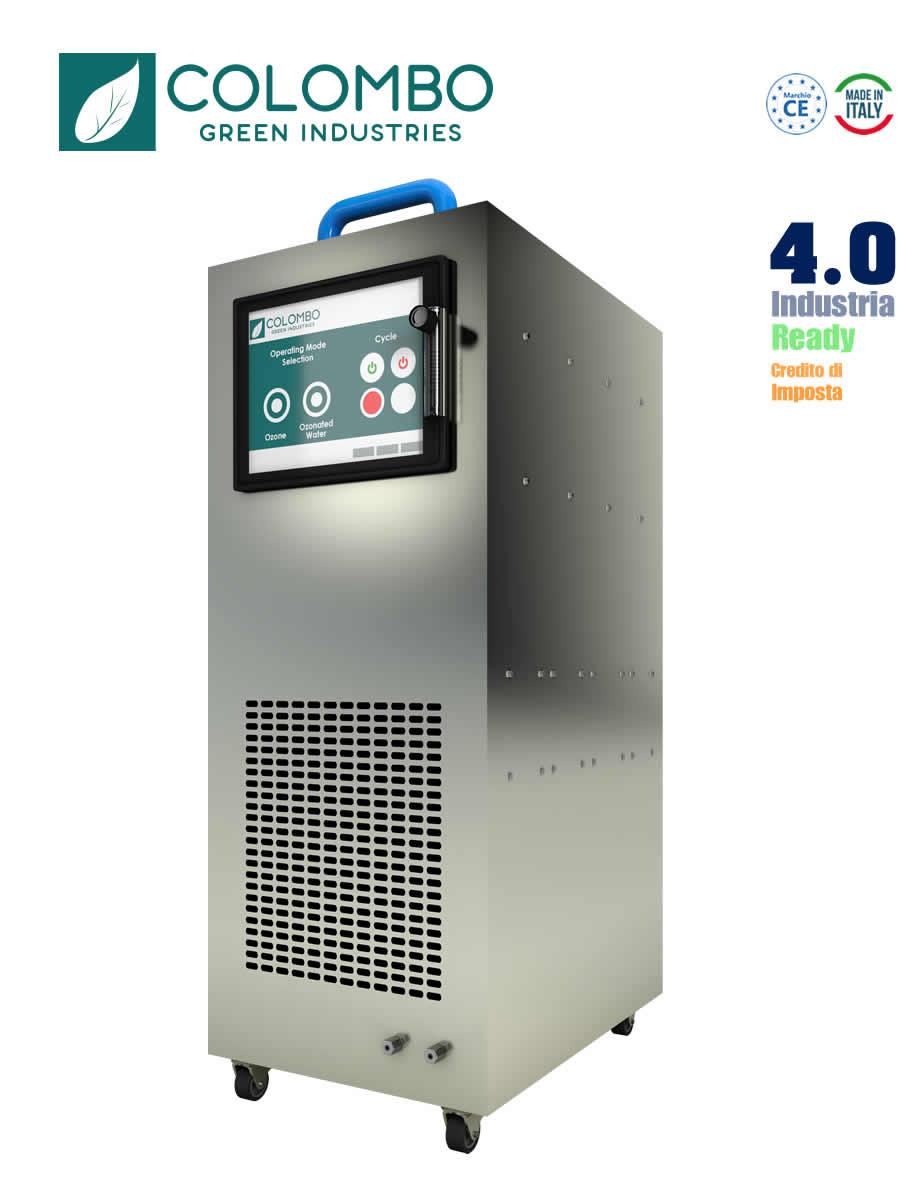 Macchina Sanificazione Infinity PLC Air 20-40